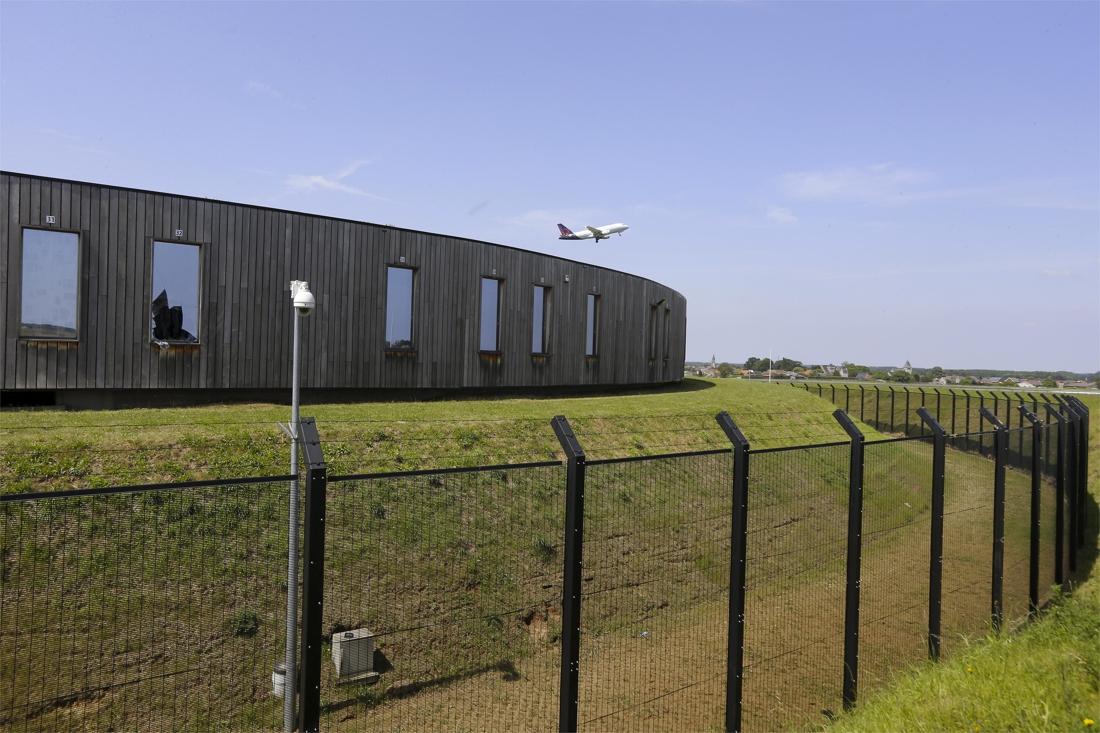 Afhandelcentrum transmigranten in Steenokkerzeel loopt leeg