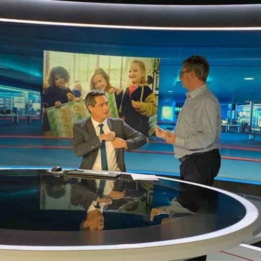 Stef Wauters maakt filmdebuut in 'Red Sandra' van Jan Verheyen