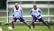 Anthony Vanden Borre trainde op eerste werkdag van Frank Vercauteren meteen weer mee met de A-kern van Anderlecht