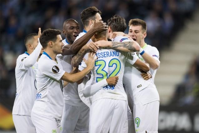 Drie Europese thuisduels, drie keer staat Belgische club al na enkele minuten 0-1 achter