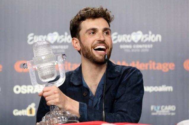 """""""Open Up"""" is slogan van Eurovisie Songfestival"""
