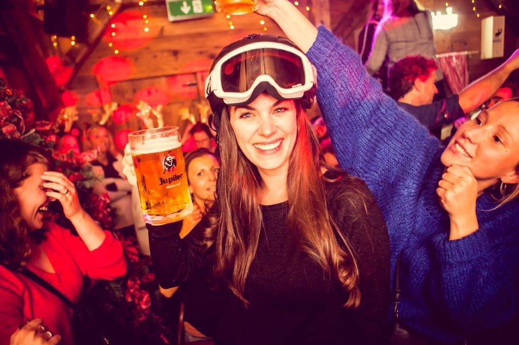 Zwaar après-skiën of liever culinaire hertenragout? In Herentals kan beide