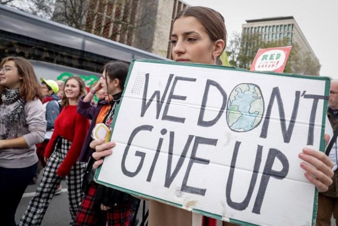 """""""We gaan daar niet flauw over doen, we waren met veel minder"""": is het einde van de klimaatbetogingen nabij?"""