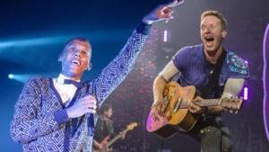 Stromae zingt mee in nieuw nummer van Coldplay