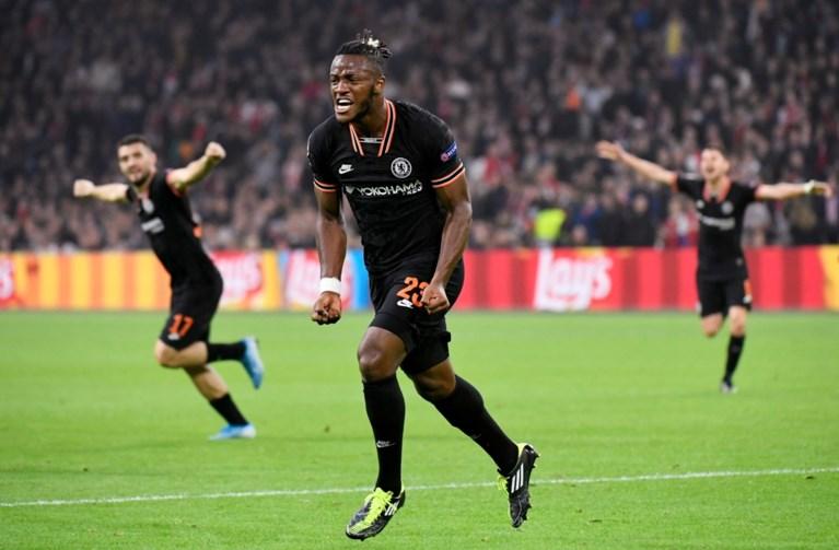 Lukaku wint clash der Rode Duivels in Champions League, Barcelona schrikt even in Praag