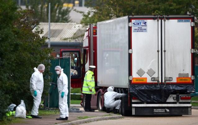 39 doden door koelcontainer die in Zeebrugge vertrok waren Chinezen: dit weten we tot nu toe