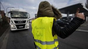 Gele hesjes plannen voettocht naar drielandenpunt in Vaals