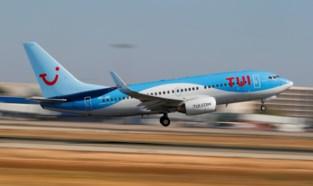 TUI fly legt voor het eerst dagelijkse vlucht in vanop luchthaven Antwerpen