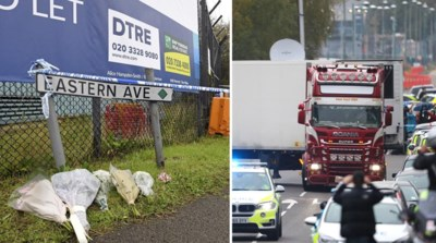 Net sluit zich rond trucker van doodscontainer: gefilmd in Zeebrugge en gps-tracker aan boord
