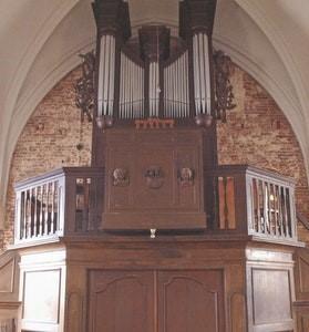 Orgelconcert in Elingen