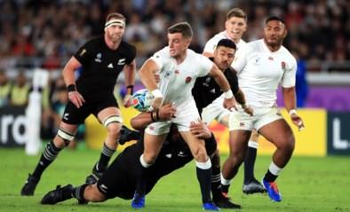 Sensatie op WK rugby: niet de All Blacks, maar ijzersterk Engeland naar de finale