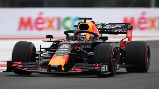 Max Verstappen snoept de pole af van Ferrari in Mexico