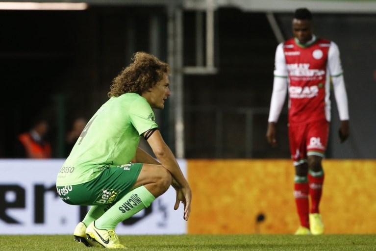 KV Oostende blijft na nederlaag tegen Zulte Waregem zowel financieel als sportief ploeteren
