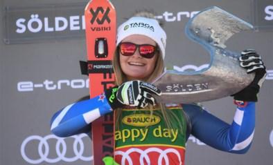 Stunt van formaat in het skiën: amper 17-jarige Nieuw-Zeelandse wint reuzenslalom voor topfavoriete Mikaela Shiffrin