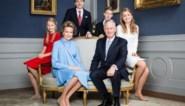 Paleis geeft nieuwe familiefoto's vrij voor 18e verjaardag prinses Elisabeth