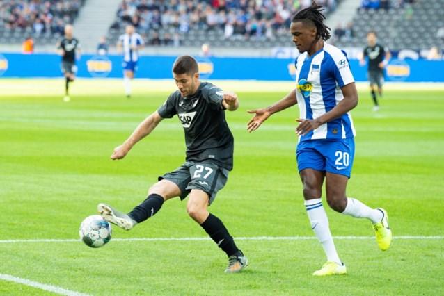 Dedryck Boyata opnieuw geblesseerd bij Hertha Berlijn