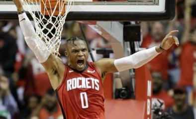 Russell Westbrook passeert met 139ste triple-double Magic Johnson