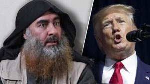 """Trump gaat straks """"erg belangrijke"""" aankondiging doen: is de leider van ISIS gedood?"""
