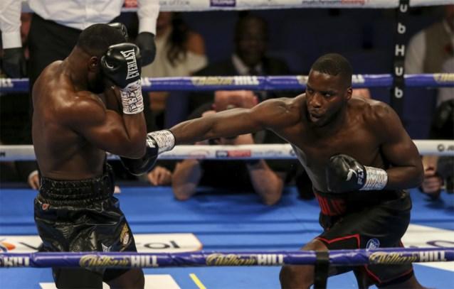 Geen Belgische bokshoogdag in Londen:  Yves Ngabu zakt misschien naar het licht zwaargewicht