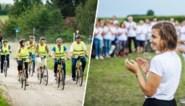 Politici overvallen door honderden nabestaanden van verkeersslachtoffers in 'Make Belgium great again'