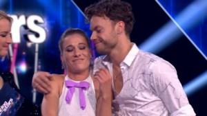 Jive kon niet overtuigen: Ianthe Tavernier moet 'Dancing with the stars verlaten'