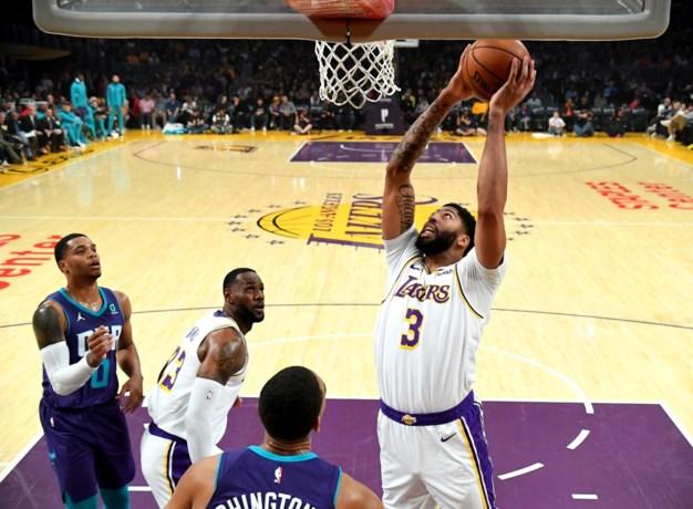LA Lakers pakken volle buit maar LeBron James is niet de grote uitblinker, Oklahoma klopt Golden State