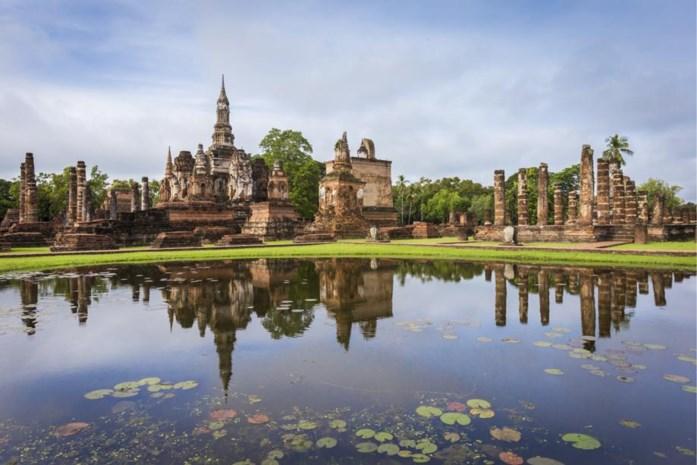Op rondreis langs de roots van Thailand