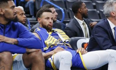 """Van NBA-superster tot doelwit, de wereld ziet er plots heel anders uit voor Stephen Curry: """"De volgende 5 jaar ben jij van mij"""""""