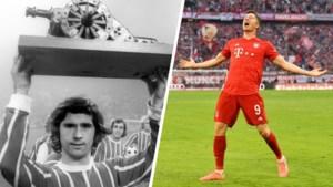 Robert Lewandowski scoort als eerste in Duitsland negen matchen op rij en jaagt nu op legendarisch record van Gerd Müller