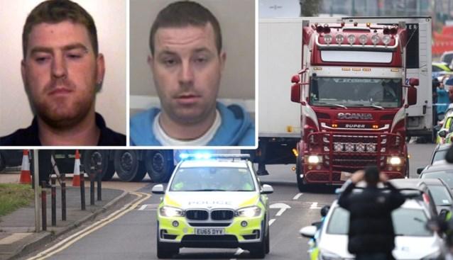 """Politie zoekt twee Ierse broers in onderzoek naar 39 doden in koelcontainer: """"Cruciaal dat we hen vinden"""""""