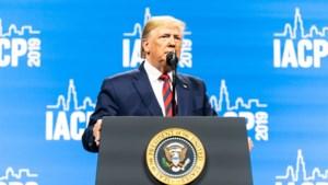 """Donald Trump: """"Ook de gedoodverfde opvolger van Abu Bakr al-Baghdadi werd geëlimineerd door Amerikaanse troepen"""""""
