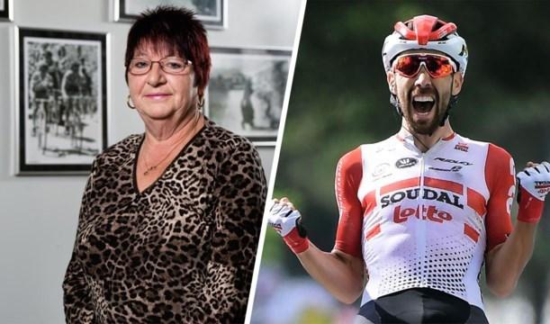 """Mama Rosina over Flandrien-kandidaat Thomas De Gendt: """"Het is een knuffelaar"""""""