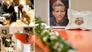 """""""Geef mij een welgemeende knuffel en ik ben de rijkste mens ter wereld"""": Vlaanderen neemt afscheid van Marieke 'Wielemie' Vervoort"""
