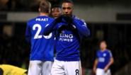 Een Belgische goal voor Leicester City: Dennis Praet legt perfect af voor goalgetter Youri Tielemans