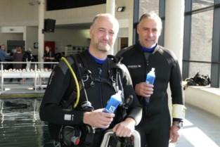 Met een mocktail op café … onder water