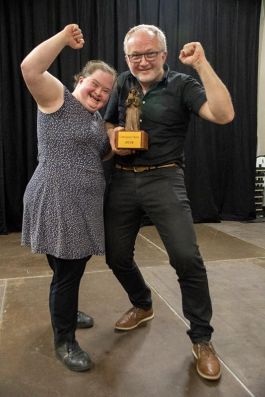 Mark Janquart wint Cultuurprijs 2019