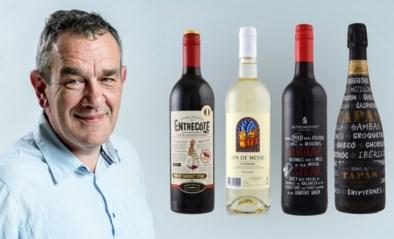 Het etiket van wijn zegt niet alles: onze wijnkenner fronst zijn wenkbrauwen