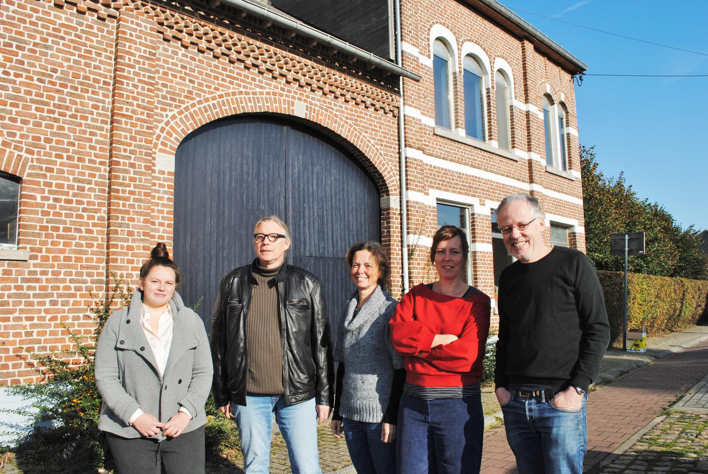 """Van biowinkel/boerderij tot warme plek voor jongeren: """"Even op adem komen"""""""