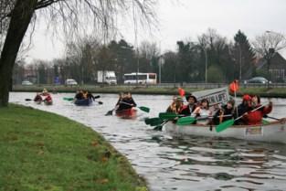 Bart en Ward brengen grootste groep roeiers ooit in Vlaanderen samen voor het goede doel