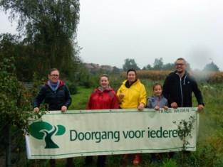 Groen Landen maakt historische voetweg tussen Landen en Attenhoven opnieuw open