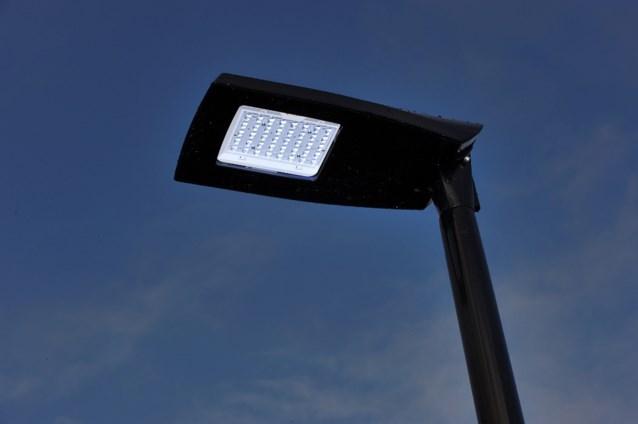 Tremelo bouwt openbaar verlichtingspark om naar leds