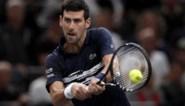 Novak Djokovic blijft op koers voor vijfde titel in Parijs