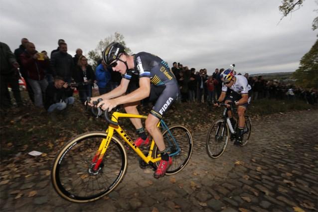DVV Verzekeringen Trofee van start met Koppenbergcross