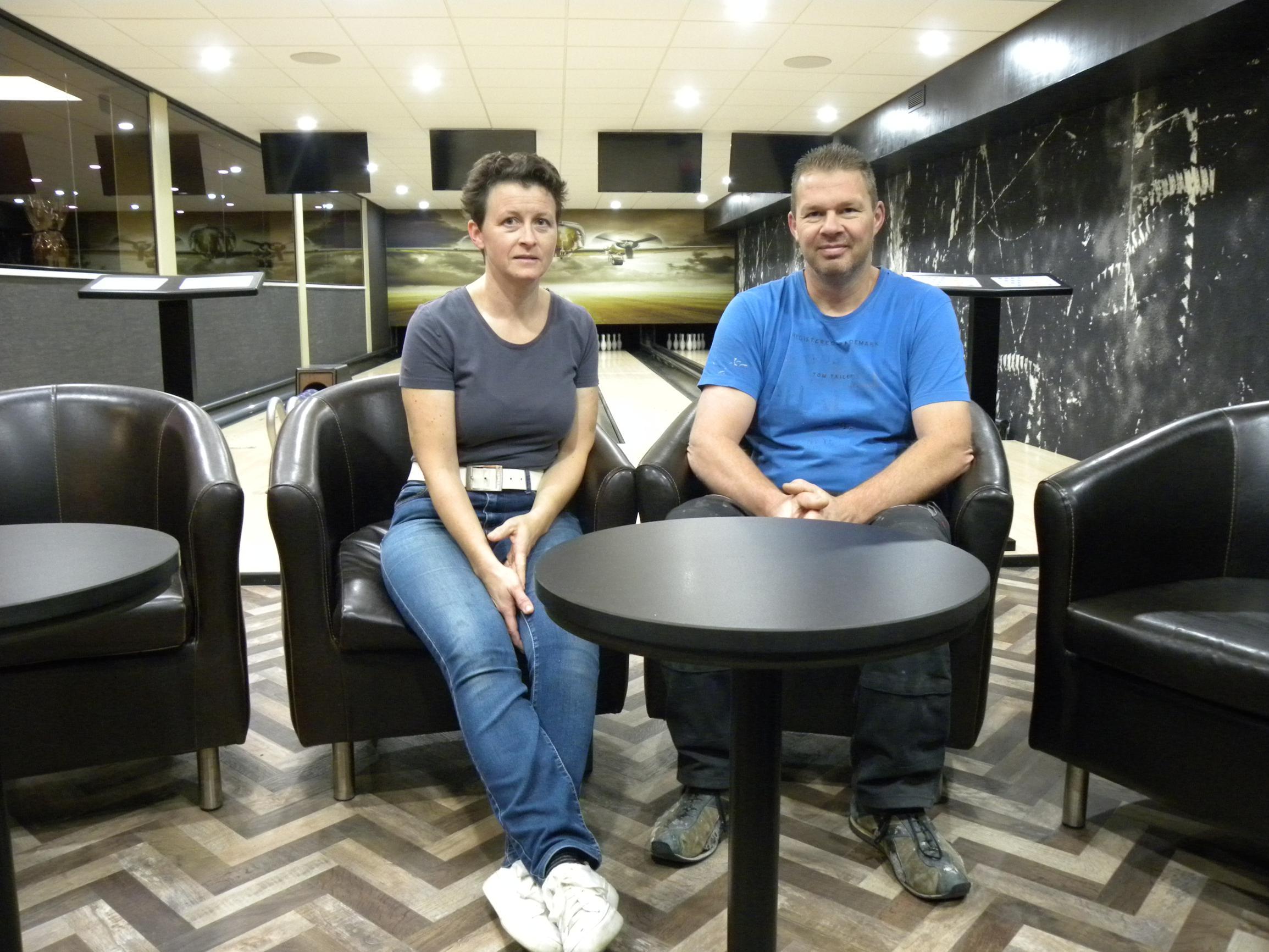 Nieuwe zaak is lunchbar, bowling én feestzaal