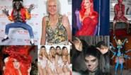 Dat belooft: Heidi Klum druk bezig met look voor Halloween