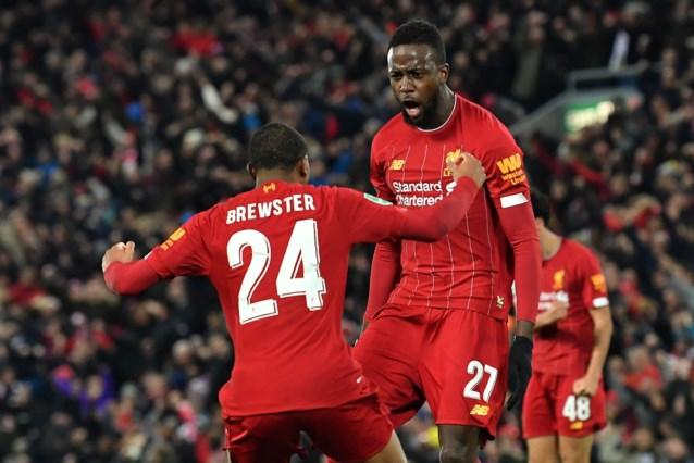 Scorende Origi helpt Liverpool aan felbevochten overwinning in spektakelstuk met 10 (!) doelpunten tegen Arsenal