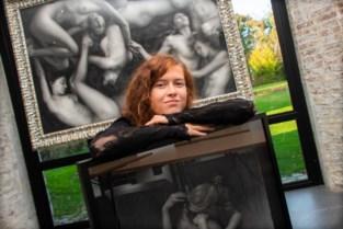 """Ellen Marie (25) exposeert weer in België na zeven jaar Spanje: """"Het was heel krap"""""""