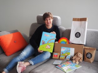 Schrijfster maakt Troostpakket voor kinderen in rouw