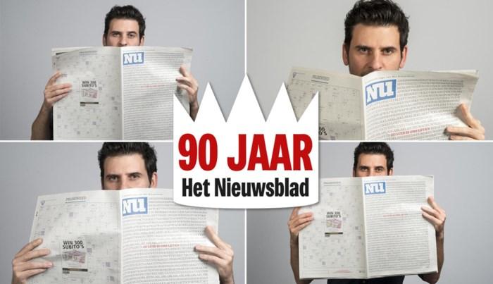 """Reporter Kristof Bohez las het archief van 'Het Nieuwsblad': """"Zoals De Croo zei: 'Met een krant kan je zowel een vlieg als een minister doodslaan'"""""""