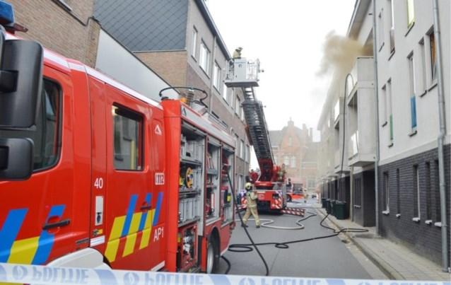 Twintiger aangehouden voor brandstichting in eigen appartement in Oudenaarde